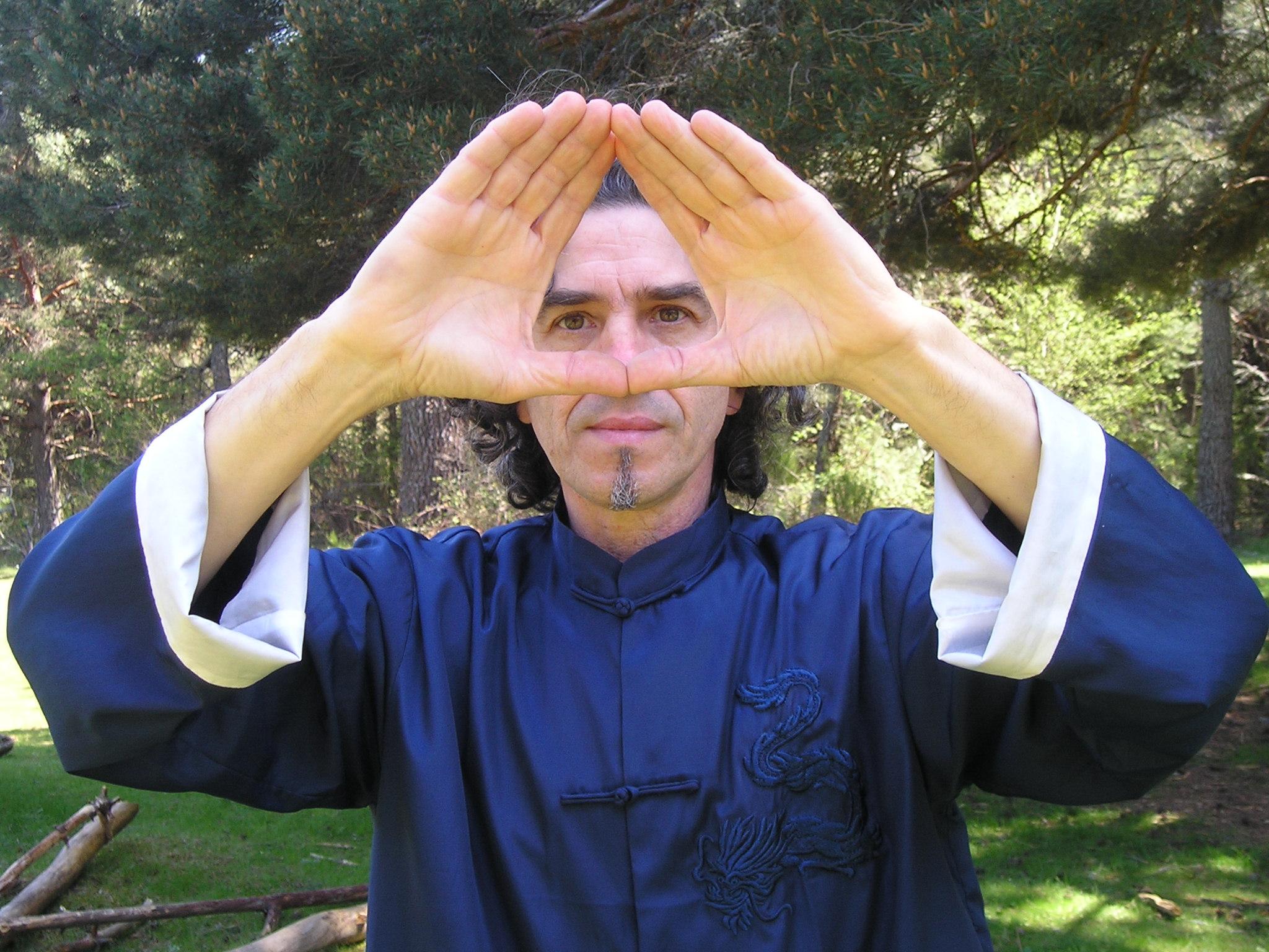 Articulo Chi Kung Para Los Ojos Escuela Qi Gong Janu En Madrid