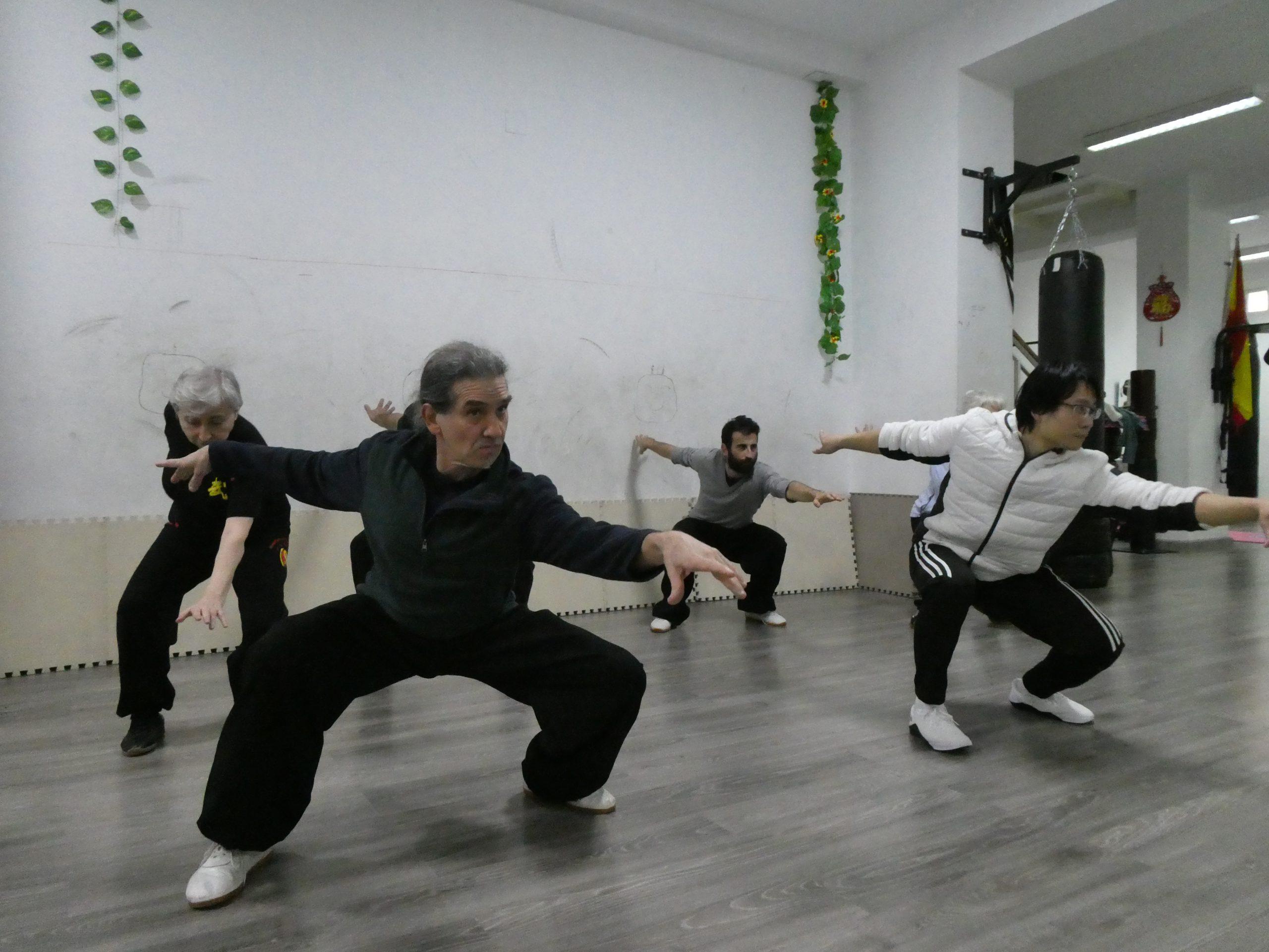 Escuela Chi Kung Janu en Madrid