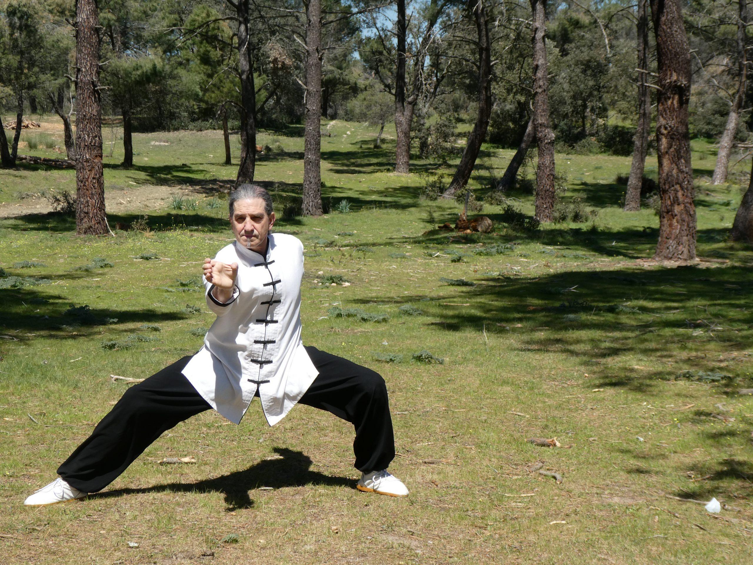 Qi Gong en 5 pasos